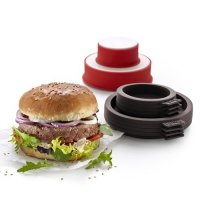 Zestaw do burgerów i bułek MY BURGER – 12 elementów Lekue