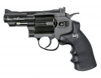 Rewolwer GNB ASG Dan Wesson 2,5 Black - low power version (17505)
