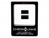 Adapter ChronoLinks 22 mm Black do mocowania zegarka na multitoolu Leatherman Tread