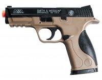 Pistolet ASG Cybergun S&W M&P40 - tan (320135)