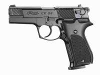 Pistolet wiatrówka Walther CP88 czarny 4,5 mm