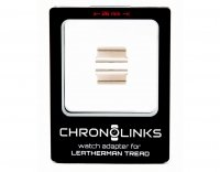 Adapter ChronoLinks 26 mm Silver do mocowania zegarka na multitoolu Leatherman Tread