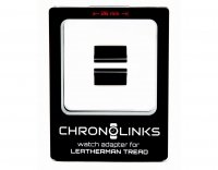 Adapter ChronoLinks 26 mm Black do mocowania zegarka na multitoolu Leatherman Tread