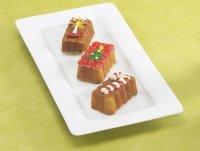 Forma z motywami świątecznymi – 8 ciastek Nordic Ware