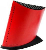 Blok na 9 noży w kształcie żaglowca – czerwony Global