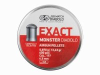 Śrut Diabolo JSB EXACT 4,52 mm MONSTER
