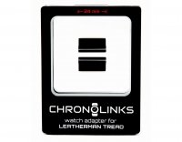 Adapter ChronoLinks 24 mm Black do mocowania zegarka na multitoolu Leatherman Tread