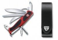 Victorinox Delemont RangerGrip 58 Hunter 0.9683.MC z ETUI! Kurier Gratis