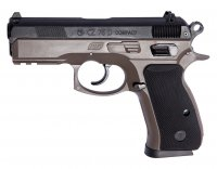 Pistolet ASG CZ 75D Compact - flat dark earth (18603)
