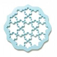 Forma do wykrawania ciastek PUZZLE SNOW Lekue