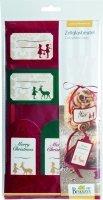 Torebki prezentowe CHRISTMAS – zestaw 18 elementów Birkmann