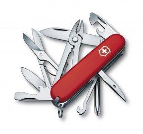 Victorinox Deluxe Tinker 1.4723 red