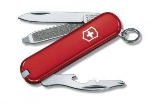 Victorinox Rally 0.6163 red