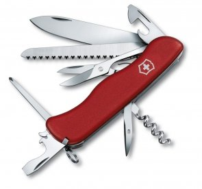 Victorinox Outrider 0.9023 red
