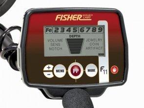 Wykrywacz metali Fisher F11 7''