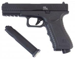 Pistolet CO2 RAM Combat .43 (RAMCOMBAT-B)