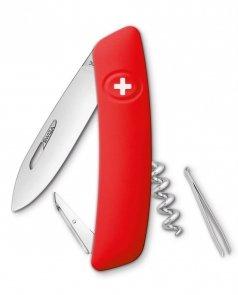 Scyzoryk SWIZA D01 RED 1 line Swiss Knife 95mm