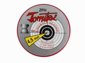 Śrut Tomitex Diabolo Gładkie 4,5 mm 1op=500szt.