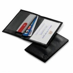 Etui ze sztucznej skóry na SwissCard 4.0873.V