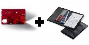 Victorinox SwissCard Lite 0.7300.T + ETUI