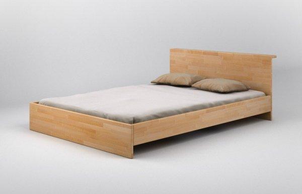 Fantastyczny Łóżko spinel - lite drewno łóżko do sypialni | Producent Mebli Sedia SW72