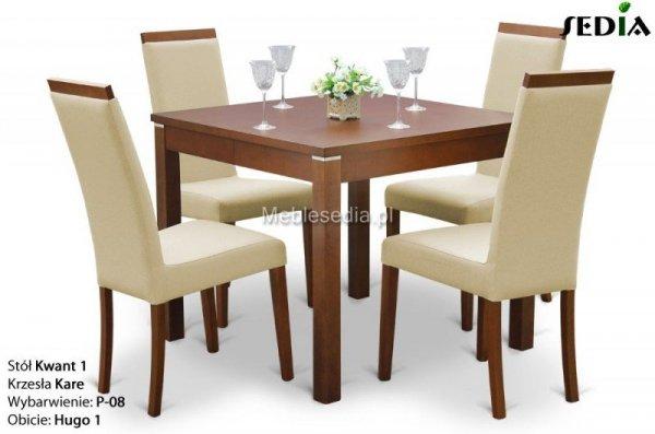 Producent Mebli Z Litego Drewna Stoły 4 Krzesła Do