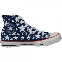 Trampki Converse CHUCK TAYLOR ALL STAR HI Navy/White Stars 147118C