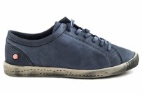 Trampki Softinos ISLA Navy Washed