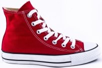 Trampki Converse CHUCK TAYLOR ALL STAR HI Red M9621