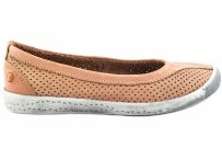 Balerinki Softinos IOL389SOF Salmon Washed