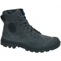 Buty Palladium PAMPA CUFF WATERPROOF LUX Nordic Blue 73231452