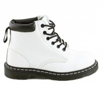Trapery Dr. Martens 939 White Smooth