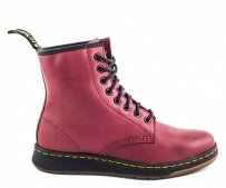 Buty Dr. Martens NEWTON Cherry Red Temperley