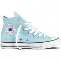 Trampki Converse CHUCK TAYLOR ALL STAR HI Neon Blue 136580C