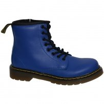 Buty Dr Martens DELANEY Juniors Wild Blue Softy