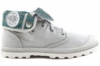 Buty Palladium BAGGY LOW LP TW P Cement Gray Vapor 93673063
