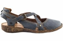 Sandały Josef Seibel ROSALIE 13 Jeans Capri