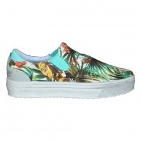 Trampki Wrangler SHEENA SLIP ON Tropical White