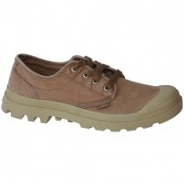 Buty Palladium PAMPA OXFORD Espresso Putty 02351281
