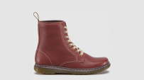Buty Dr. Martens FELICE Cherry Red Broadway