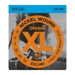 Struny D'ADDARIO EXL140 Nickel Wound (10-52)