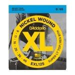 Struny D'ADDARIO EXL125 Nickel Wound (09-46)