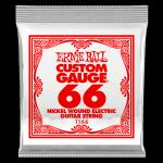 Pojedyncza struna ERNIE BALL Nickel Slinky 066w