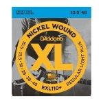 Struny D'ADDARIO XL Nickel Wound EXL110+ (10,5-48)