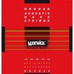 Struny do basu akustycznego 5str. WARWICK (45-135)