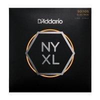 Struny D'ADDARIO NYXL Nickel Wound (50-105)