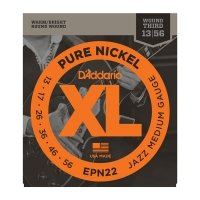 Struny D'ADDARIO XL Pure Nickel EPN21 (13-56)