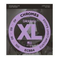 Struny D'ADDARIO Chromes ECB84 (40-100)