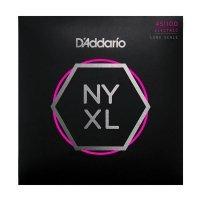 Struny D'ADDARIO NYXL Nickel Wound (45-100)