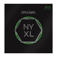 Struny D'ADDARIO NYXL Nickel Wound (08-38)